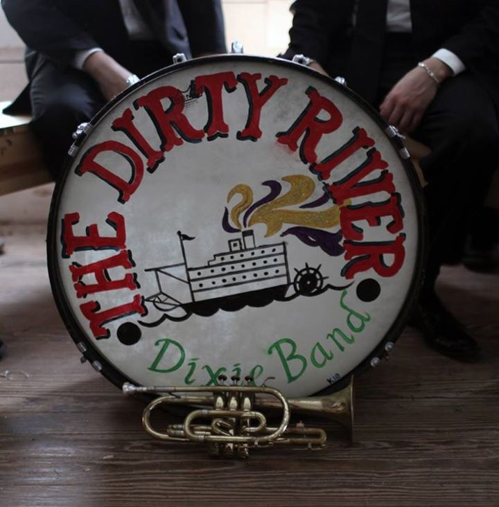The Dirty River Dixie Band @ Sam's Burger Joint - San Antonio, TX