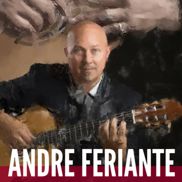 Andre Feriante Tour Dates