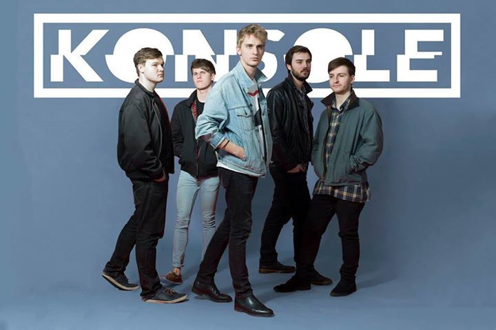 Konsole Tour Dates