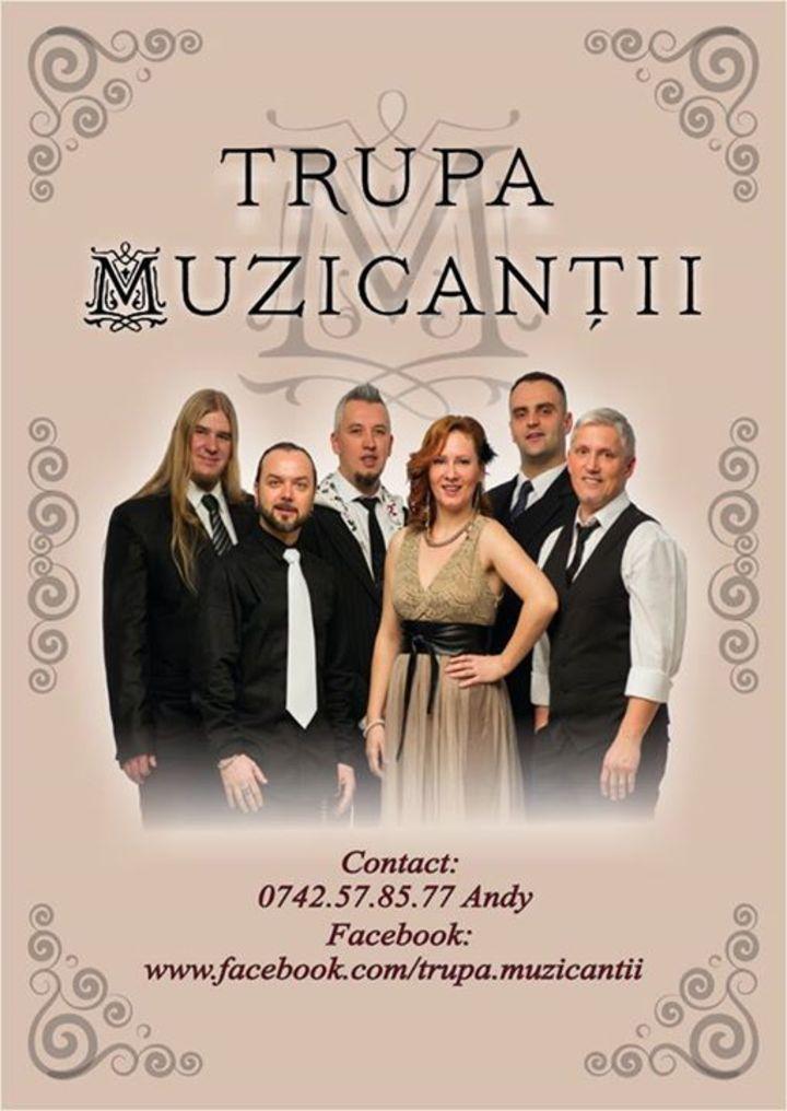Trupa Muzicantii Tour Dates