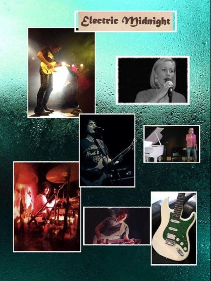 Electric Midnight Tour Dates
