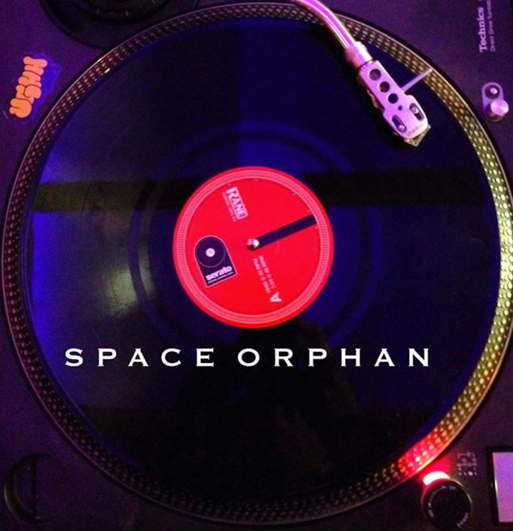 Space Orphan Tour Dates