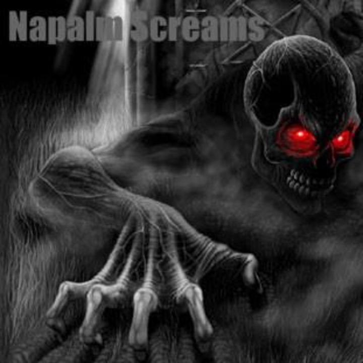 Napalm Screams Tour Dates