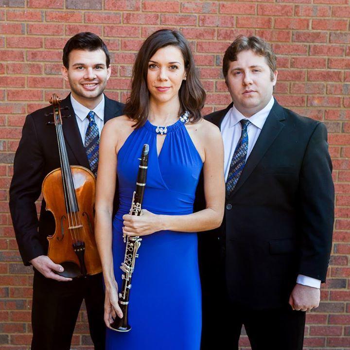 Cerulean Trio Tour Dates