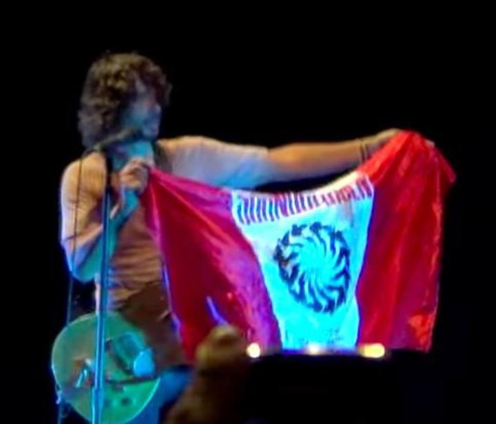CHRIS CORNELL PERÚ Tour Dates