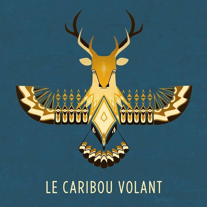 Le caribou volant Tour Dates