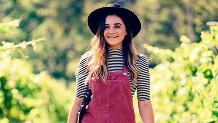 Chloe Styler @ O'Reillys Canungra Valley Vineyard - Canungra, Australia