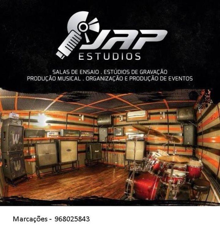 Japestudios Ensaios Gravações Agenciamento Tour Dates