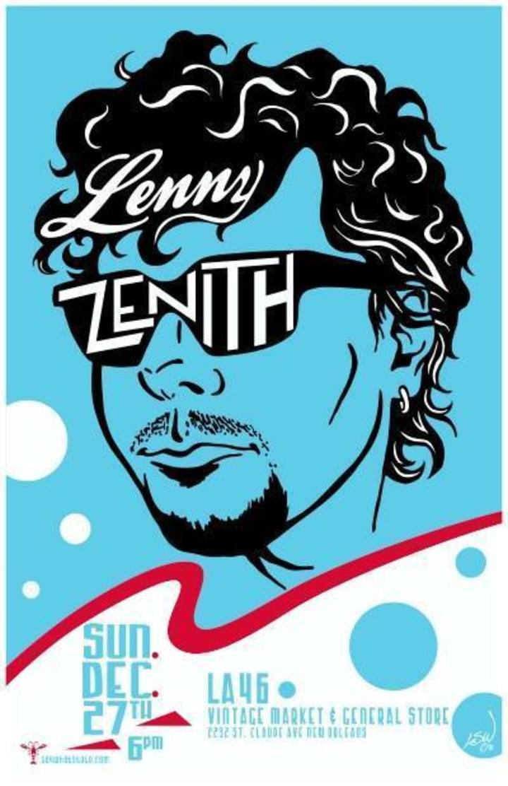 Lenny Zenith Music Tour Dates