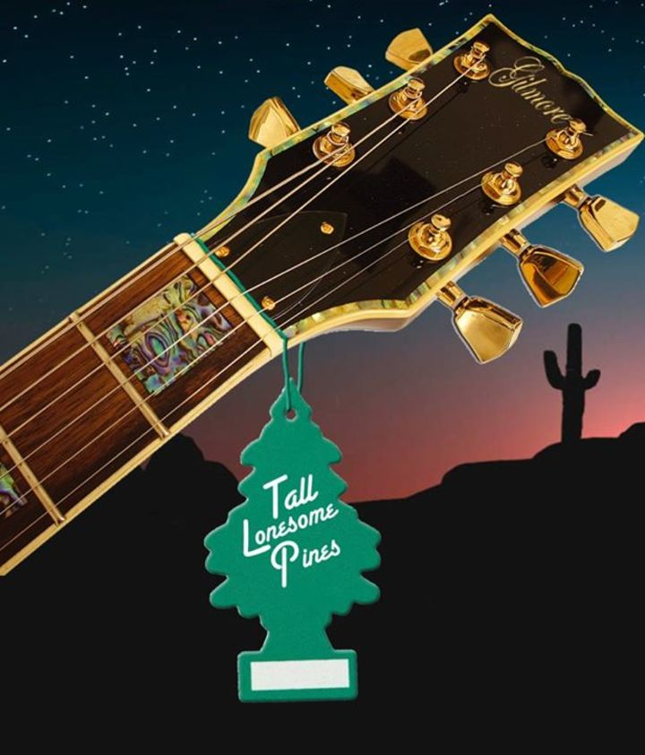 The Tall Lonesome Pines Tour Dates