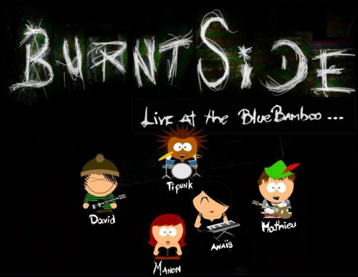 Burntside Tour Dates