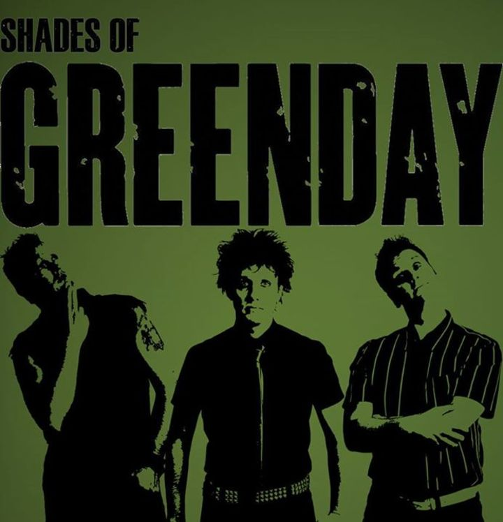 Shades of Green Day Tour Dates
