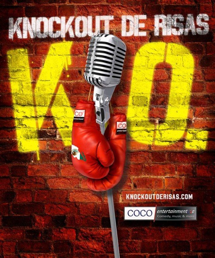 K.O. de Risas Tour Dates