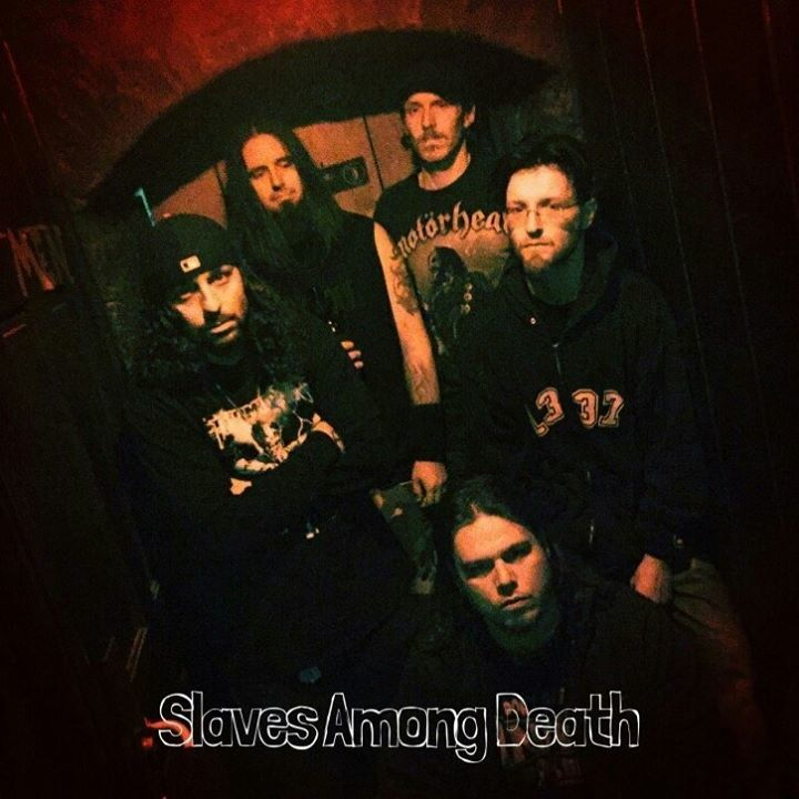 Slaves Among Death Tour Dates