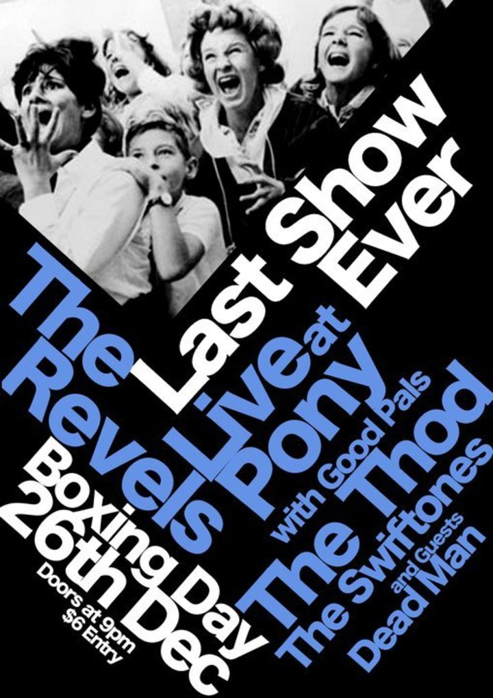 The Revels Tour Dates