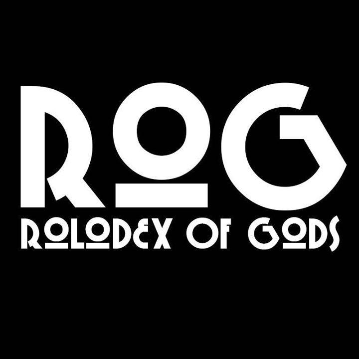 Rolodex of Gods Tour Dates