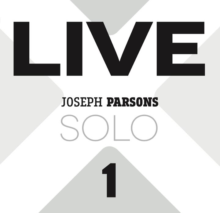 Joseph Parsons Solo & Duo Tour Dates