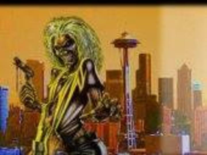 Maiden Seattle Tour Dates