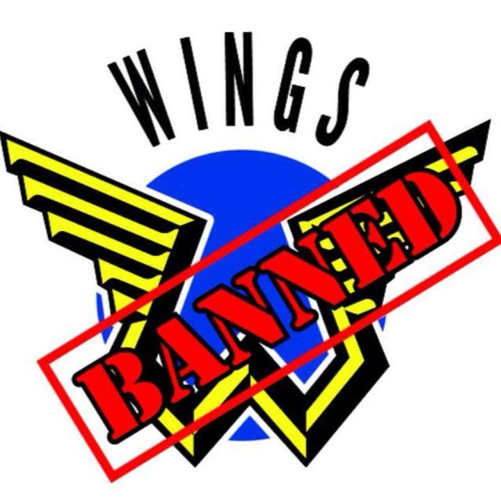 Wingsbanned Page Tour Dates