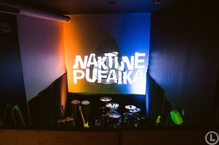 naktine pufaika Tour Dates