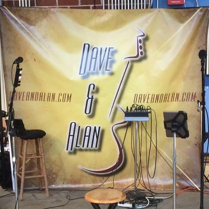 Dave & Alan Tour Dates