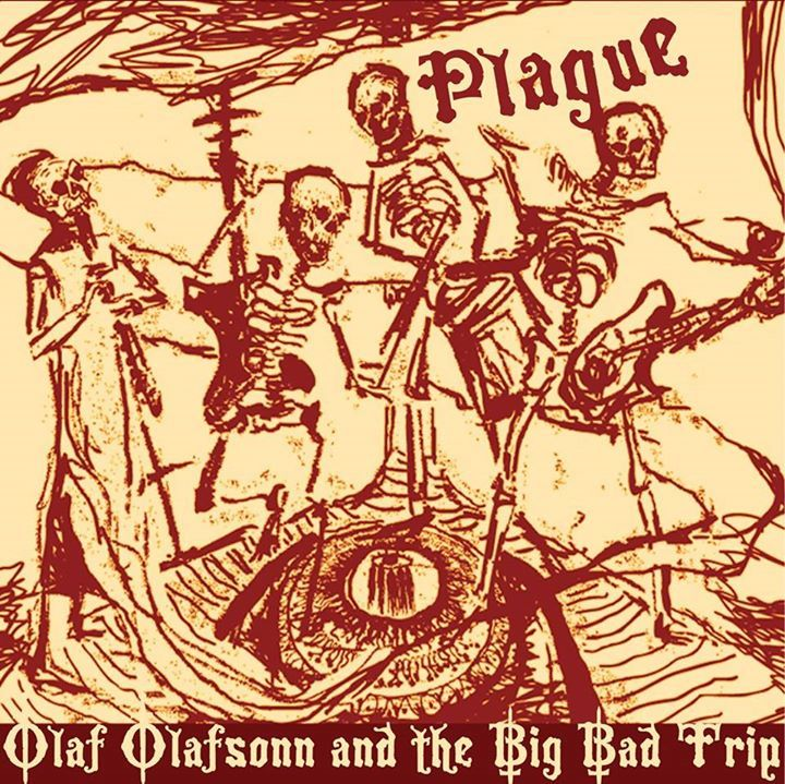 Olaf Olafsonn and the Big Bad Trip Tour Dates