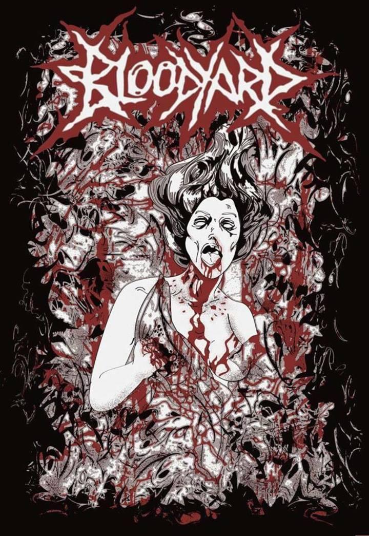 BloodYard Tour Dates