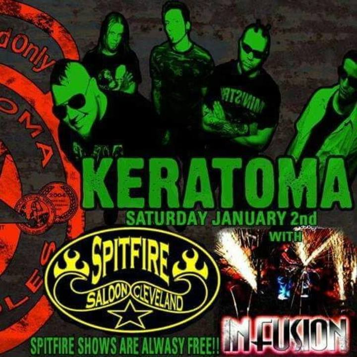 KERATOMA Tour Dates