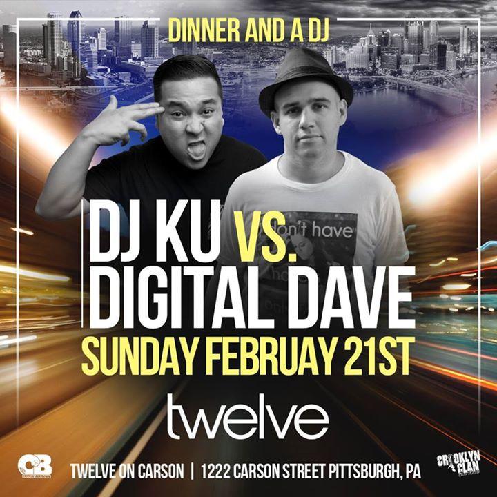 DJ Digital Dave Tour Dates