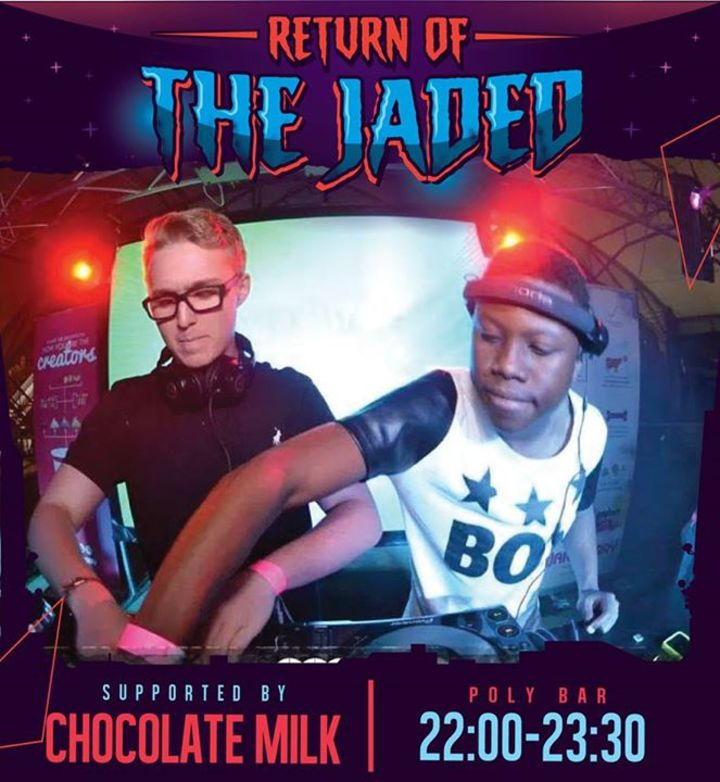 Chocolate Milk Tour Dates