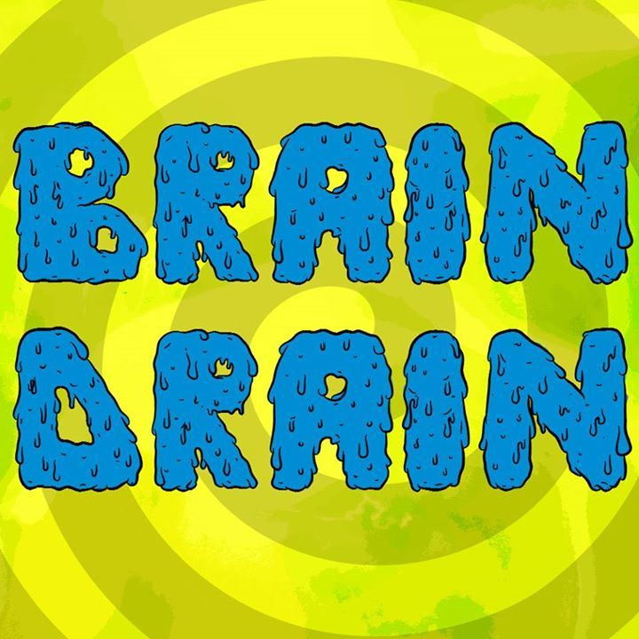 Brain Drain Tour Dates