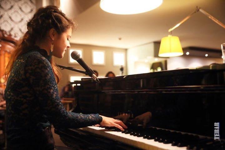 Miriam Luna Music @ Sky B - Vienna, Austria