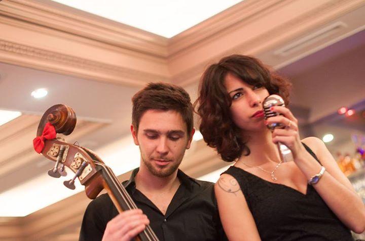 Amande & Miel music @ La Baignoire - Lavalette, France