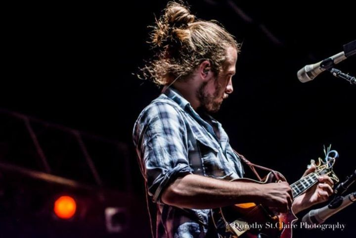 Jacob Jolliff @ Strings and Sol w/Yonder Mountain String Band - Puerto Morelos, Mexico