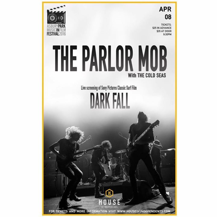 The Parlor Mob Tour Dates