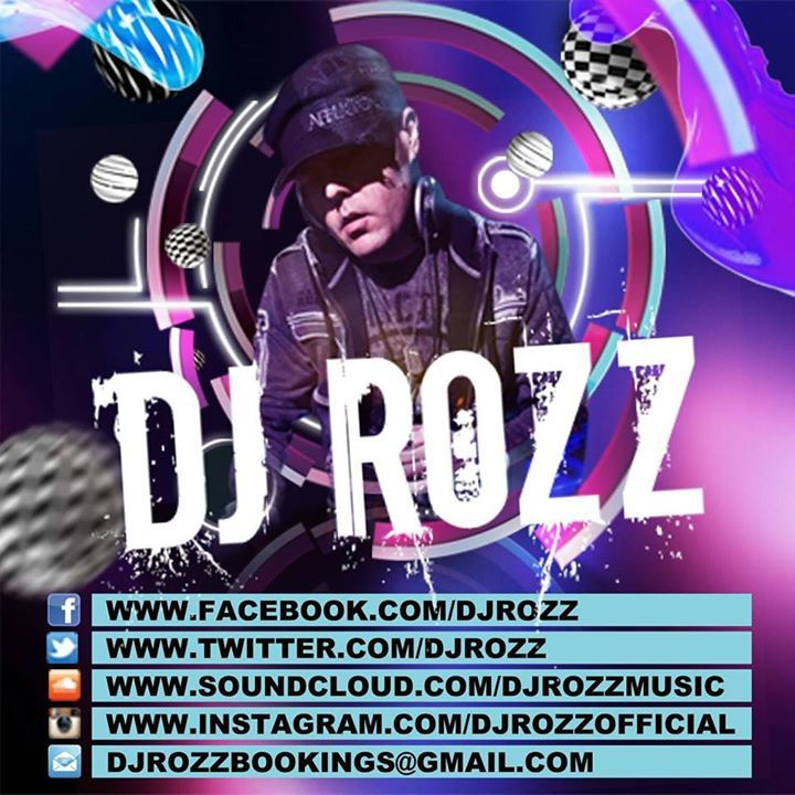 Dj Rozz Tour Dates