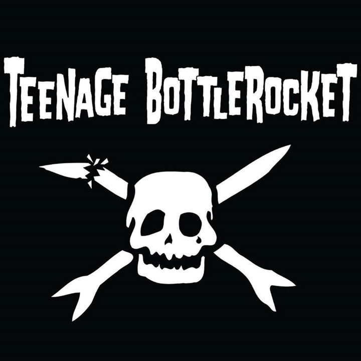 Teenage Bottlerocket @ Beta - Copenhagen, Denmark