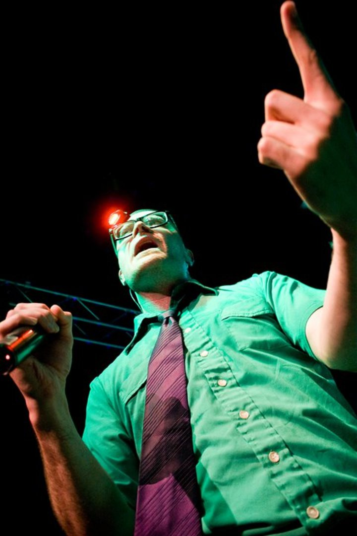 MC Frontalot @ Thunder Road - Somerville, MA