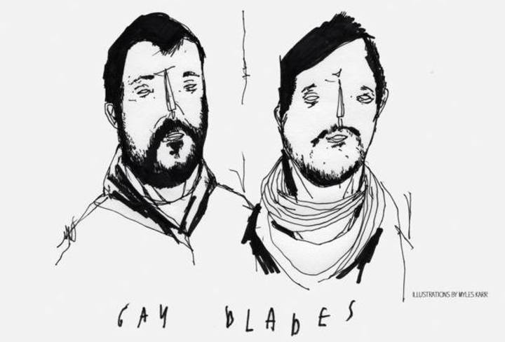 Gay Blades Tour Dates