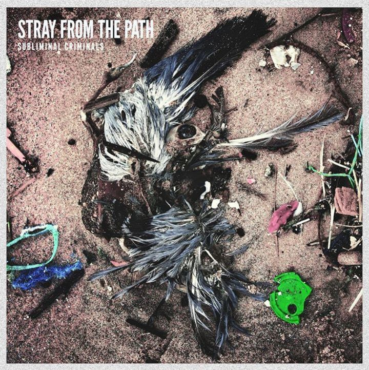 Stray From the Path @ Sala Arena - Madrid, Spain