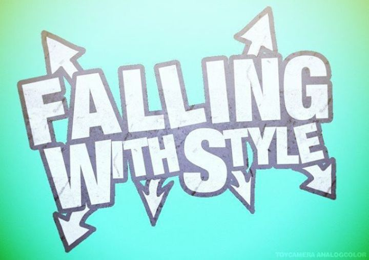 Falling With Style Tour Dates