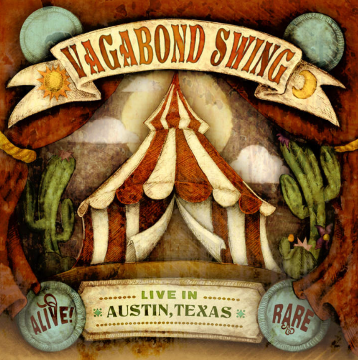 Vagabond Swing Tour Dates