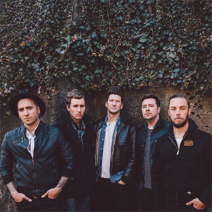 Anberlin @ PNC Bank Arts Center - Holmdel, NJ