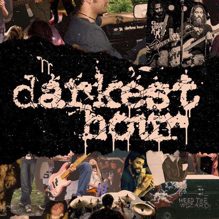 Official Darkest Hour @ Posthof - Linz, Austria