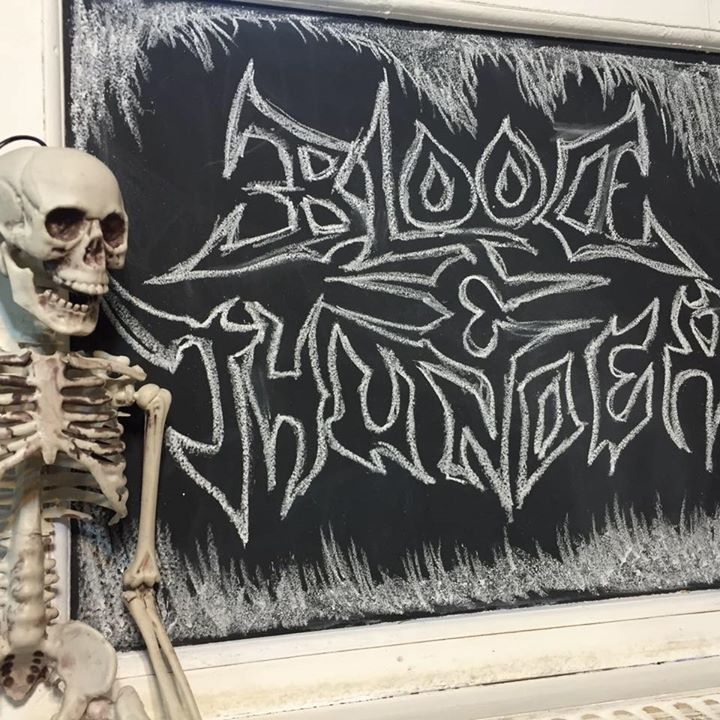 Blood And Thunder Tour Dates