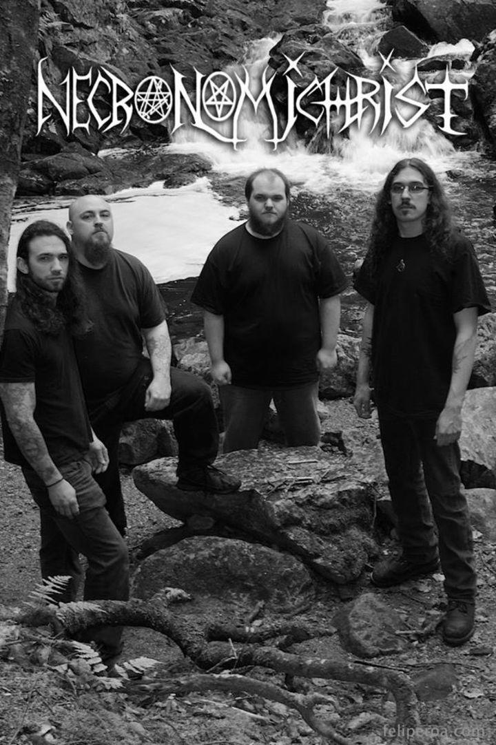 Necronomichrist Tour Dates