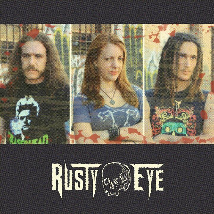 Rusty Eye Tour Dates