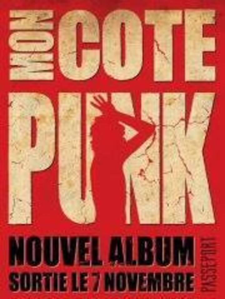 Mon côté punk Tour Dates