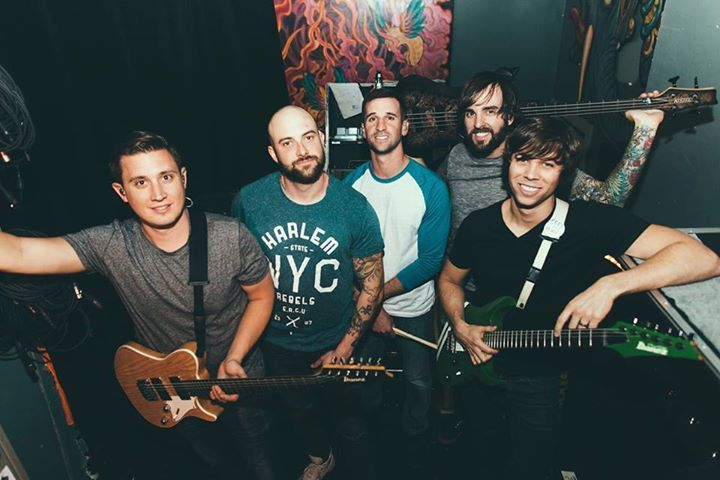 August Burns Red @ Tunnels - Aberdeen, United Kingdom