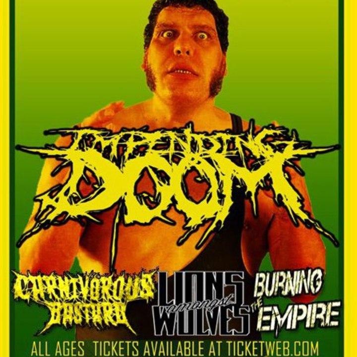 Burning The Empire Tour Dates